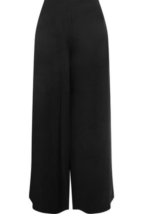 OPENING CEREMONY Crepe de chine maxi skirt