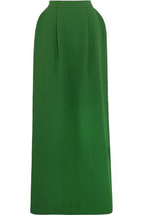 MERCHANT ARCHIVE Tulip jacquard maxi skirt