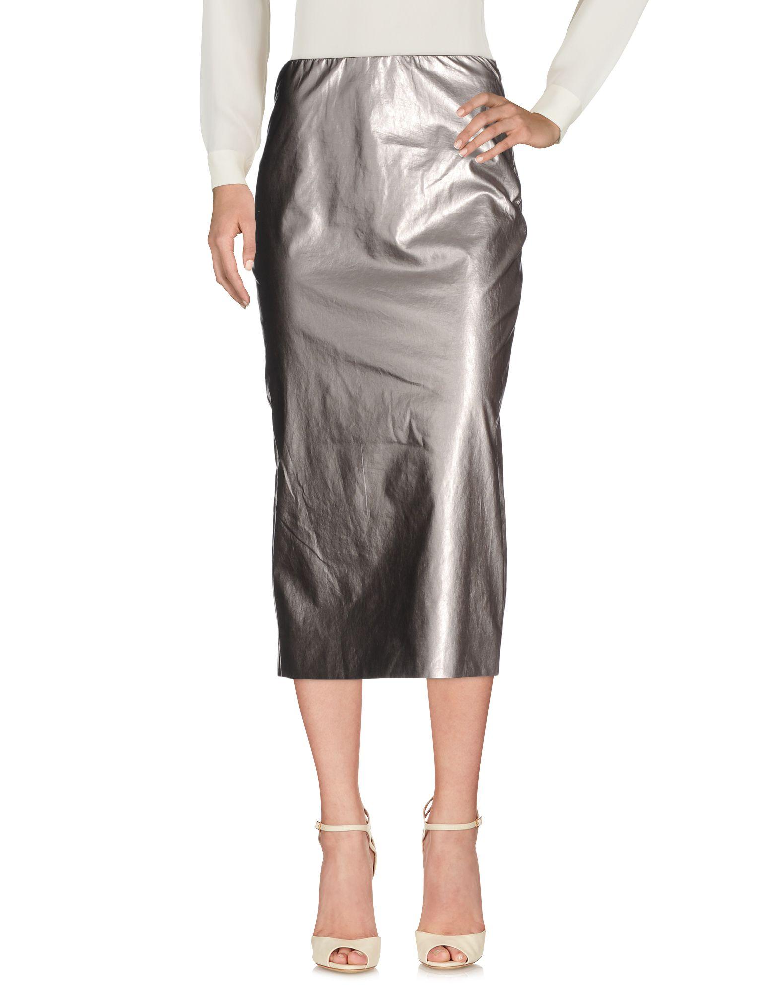 LIVIANA CONTI Юбка длиной 3/4 mon lalhou юбка длиной 3 4