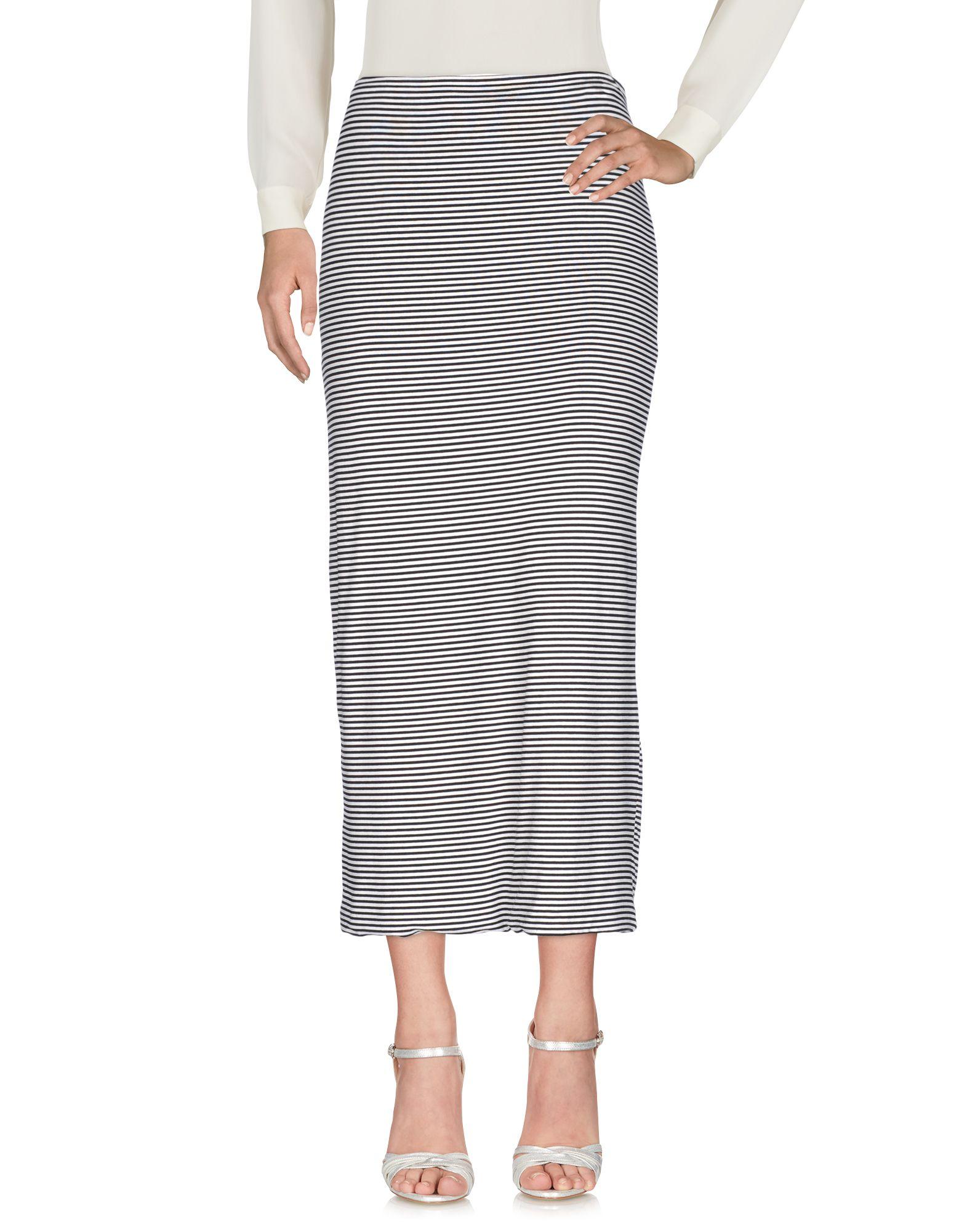 цена ANDREA MORANDO Длинная юбка онлайн в 2017 году
