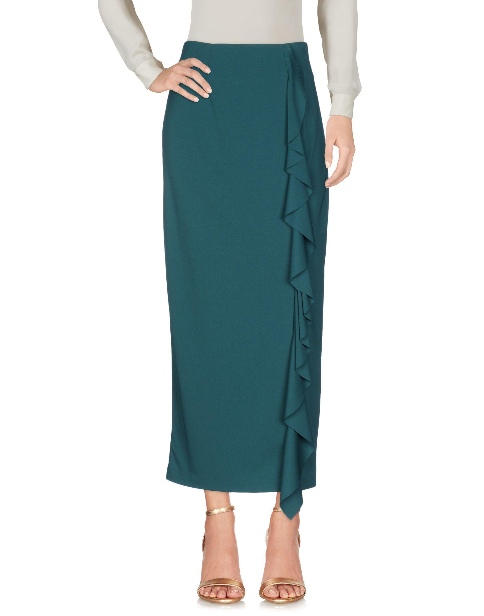 Фото SILVIAN HEACH Длинная юбка. Купить с доставкой