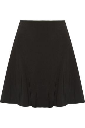 STELLA McCARTNEY Stretch-cady mini skirt