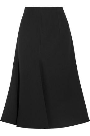 MARNI Bonded crepe skirt