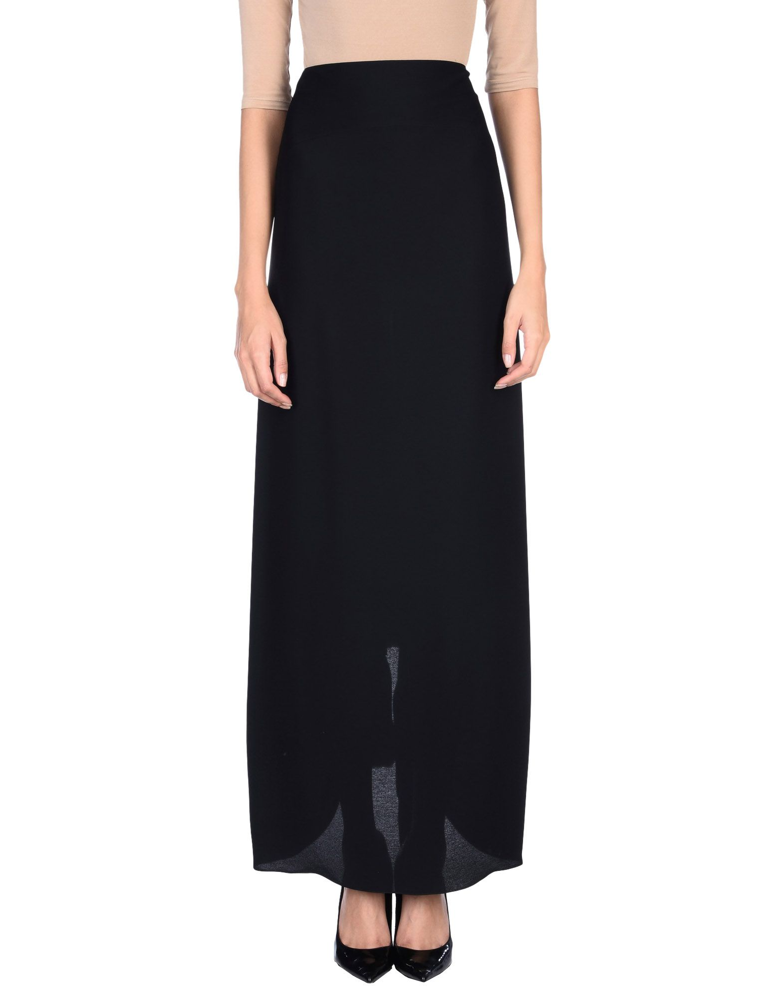 VALENTINO ROMA Длинная юбка юбка valentino roma юбки мини короткие