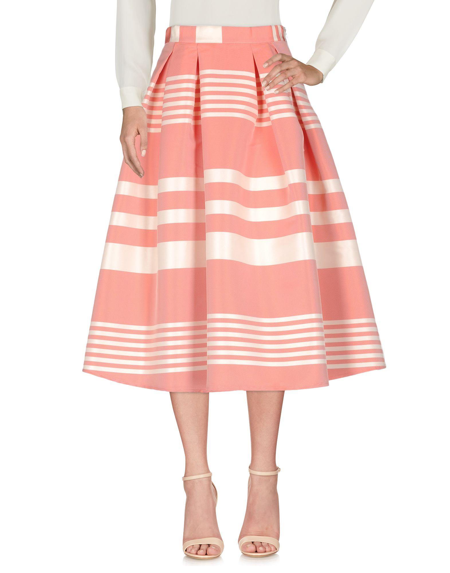 REVISE Юбка длиной 3/4 revise платье длиной 3 4