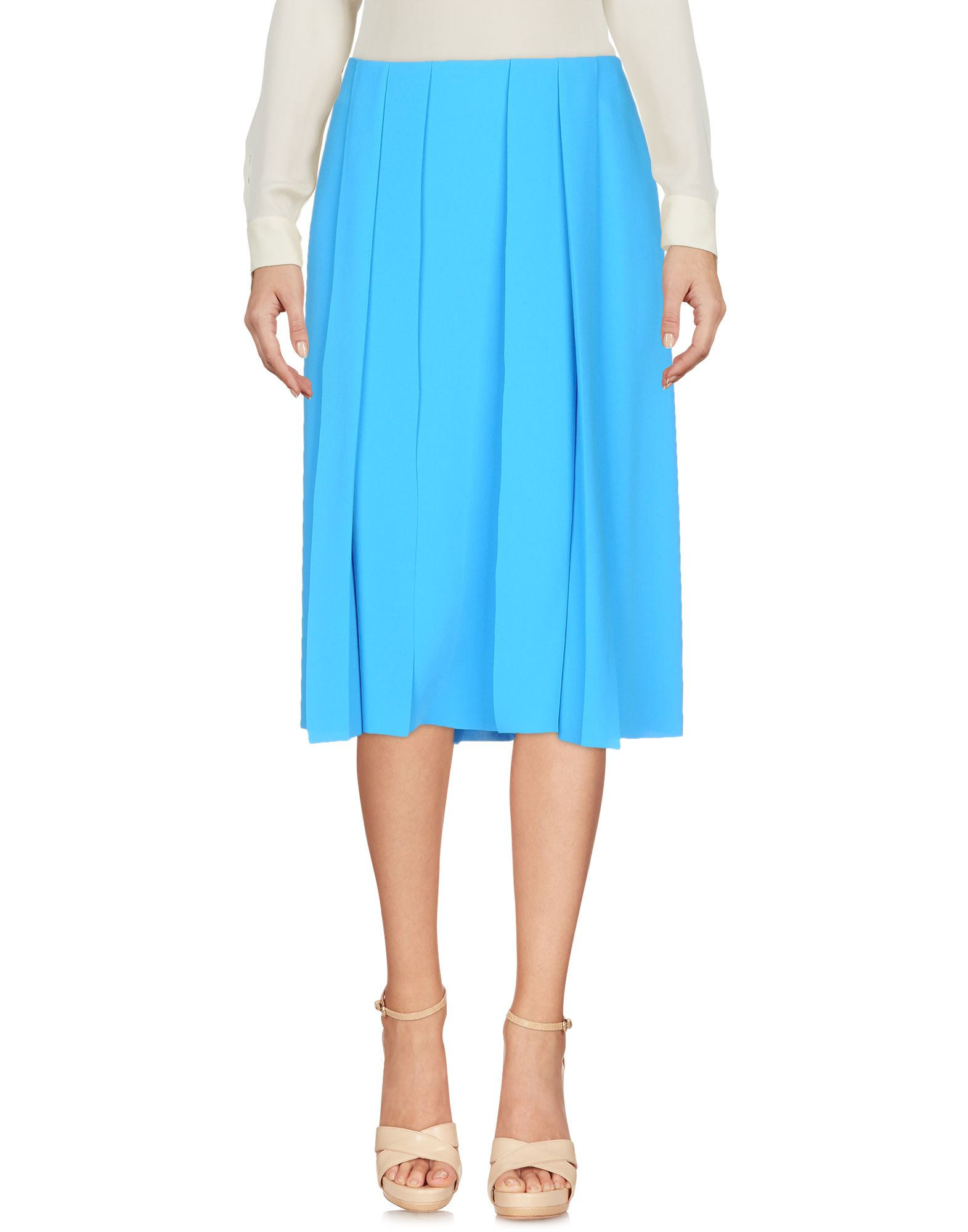 CEDRIC CHARLIER Юбка длиной 3/4 rary юбка длиной 3 4