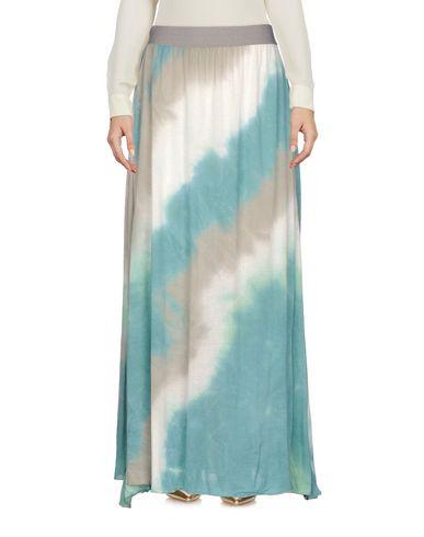 Фото - Длинная юбка от JIJIL зеленого цвета