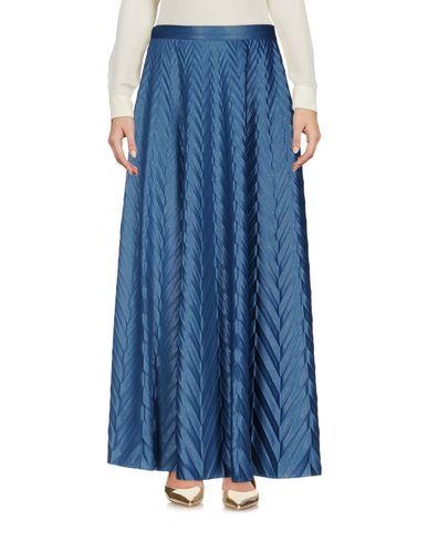 Фото - Длинная юбка цвет цвет морской волны