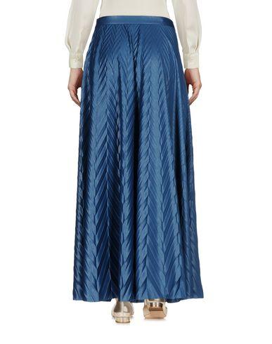 Фото 2 - Длинная юбка цвет цвет морской волны