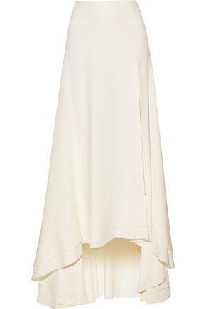 JONATHAN SIMKHAI Split-front crepe maxi skirt