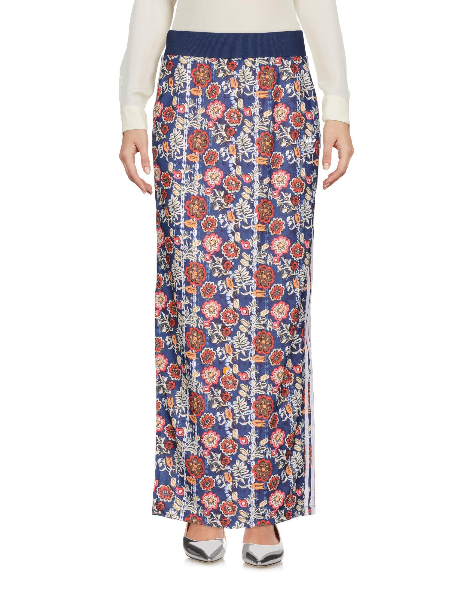 ADIDAS ORIGINALS Длинная юбка adidas originals мини юбка