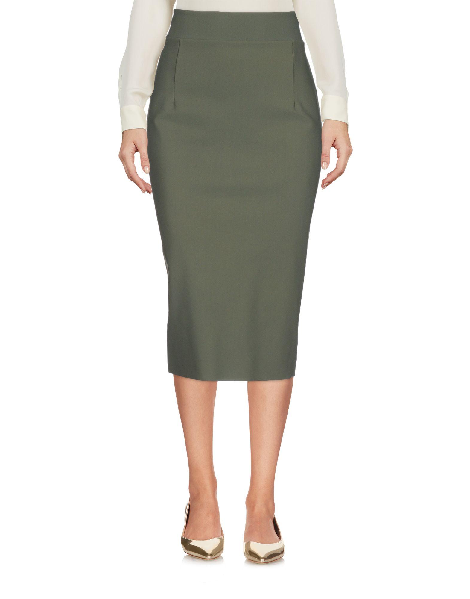 CHIARA BONI LA PETITE ROBE Юбка длиной 3/4 petite couture by chiara cucconi длинная юбка