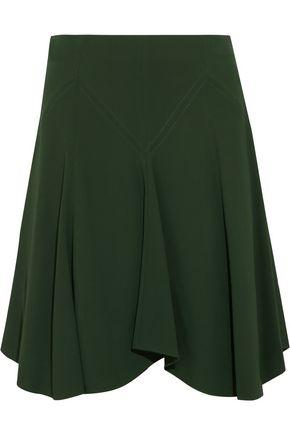 CHLOÉ Pleated cady skirt