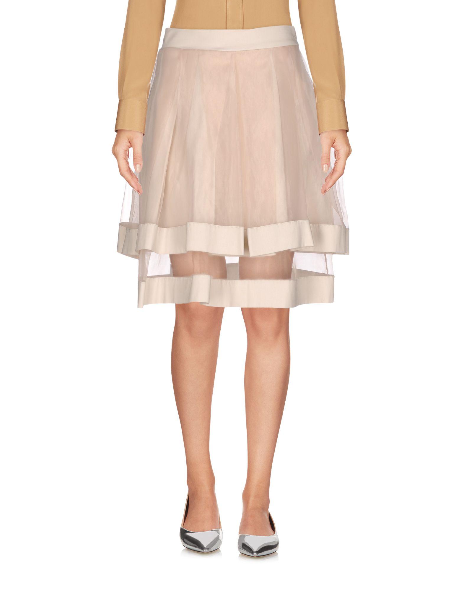 KONTATTO Мини-юбка kontatto мини юбка