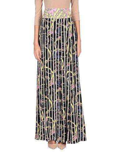 Фото - Длинная юбка черного цвета