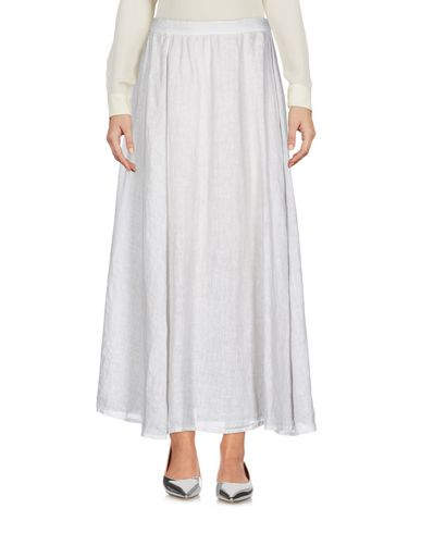 Фото - Длинная юбка от 120% светло-серого цвета