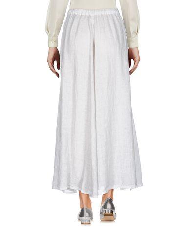 Фото 2 - Длинная юбка от 120% светло-серого цвета