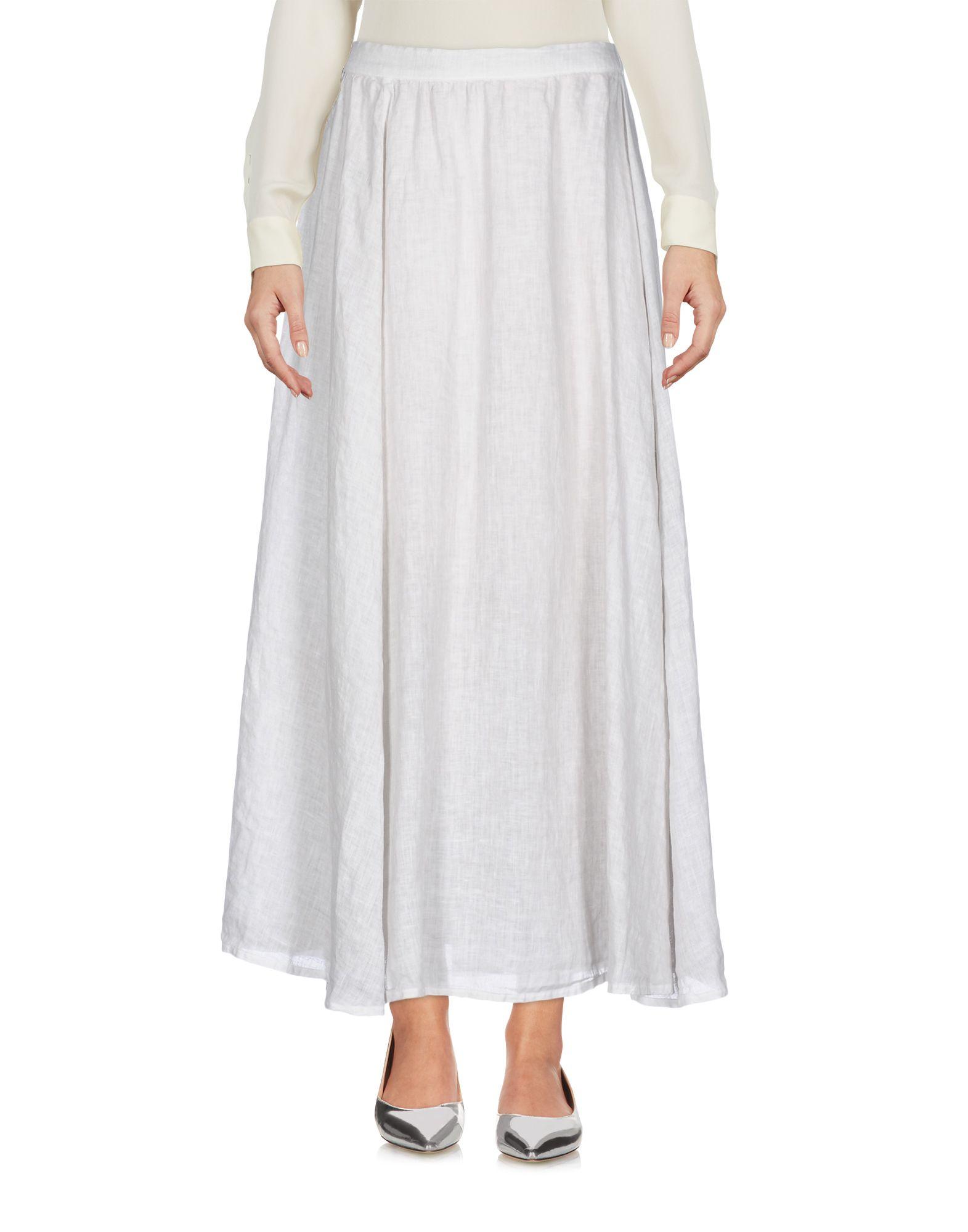 120% LINO Длинная юбка lino russo юбка либеро