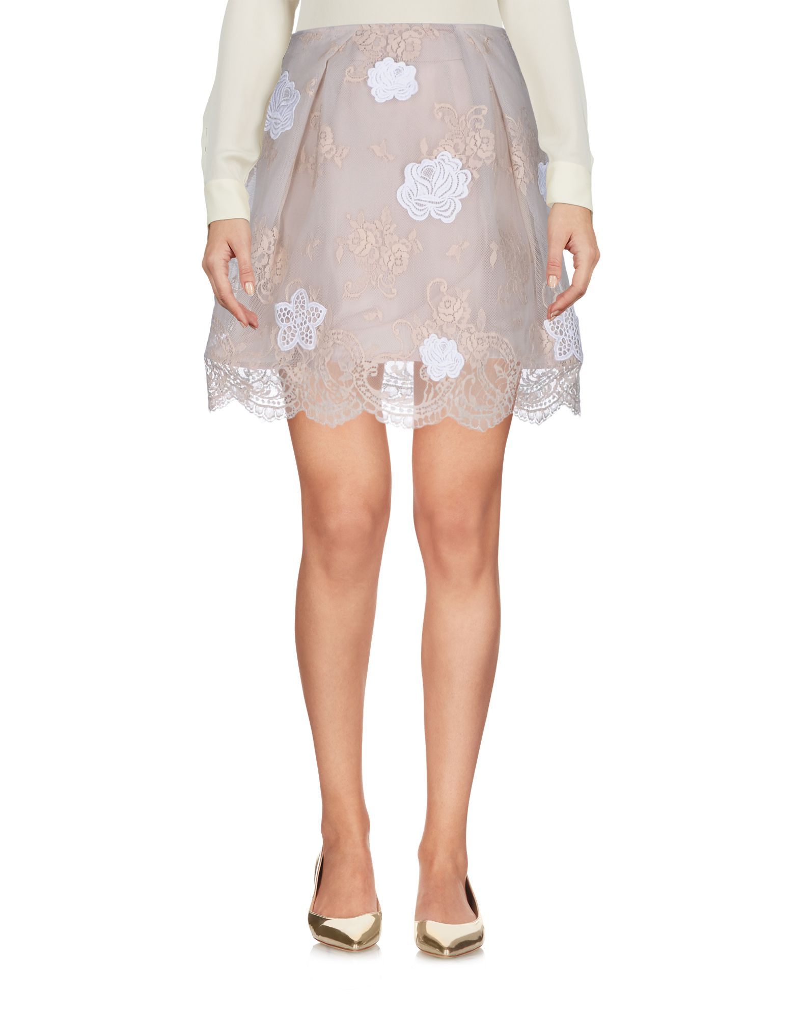 купить LIST Мини-юбка по цене 11750 рублей