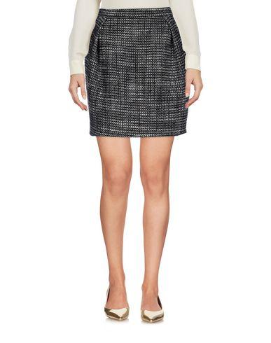Купить Мини-юбка от LIST темно-коричневого цвета