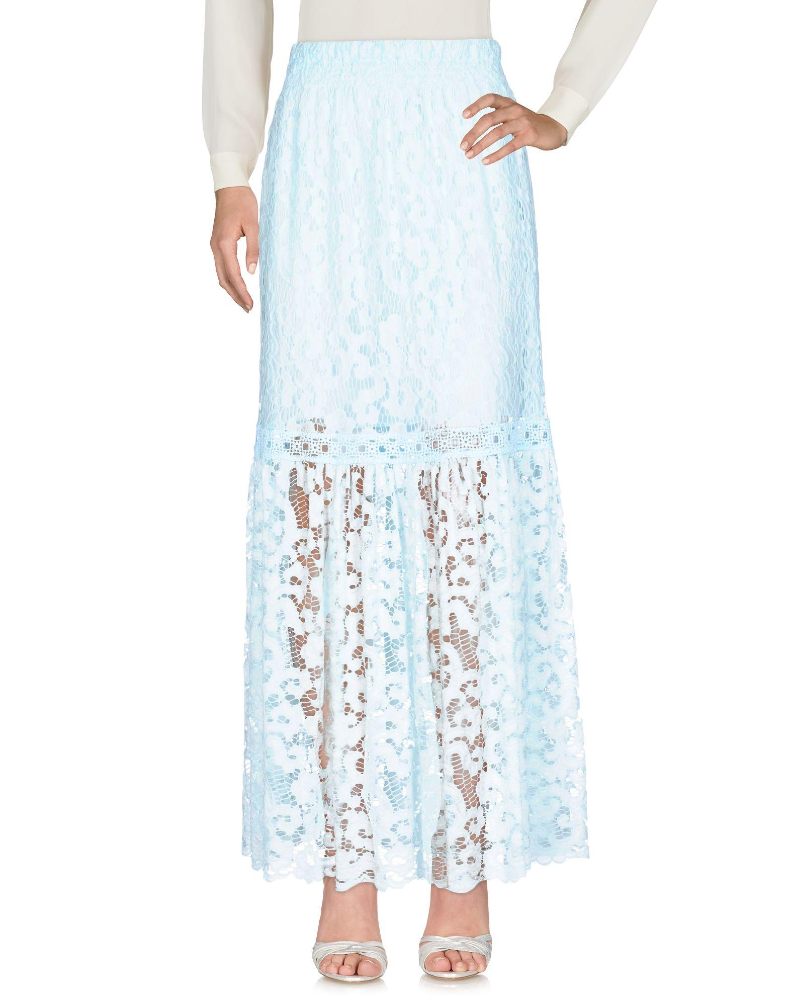 TEMPTATION Длинная юбка scaglione city длинная юбка
