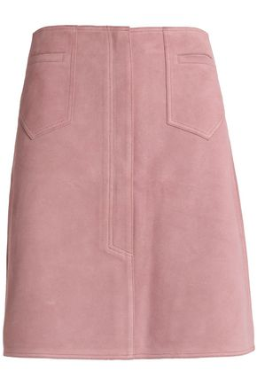 M.I.H JEANS Suede skirt