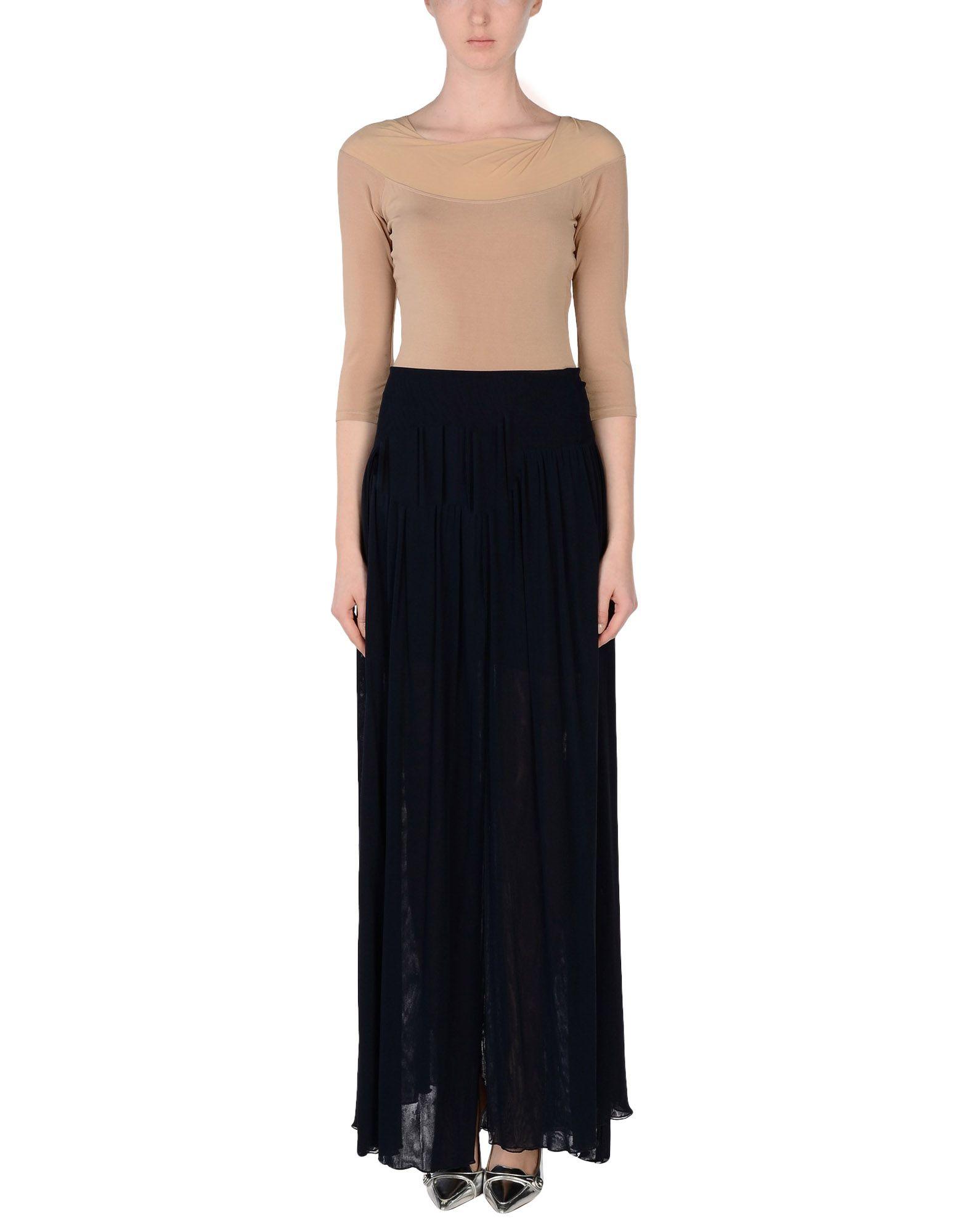 ALESSANDRO LEGORA Длинная юбка цена 2017