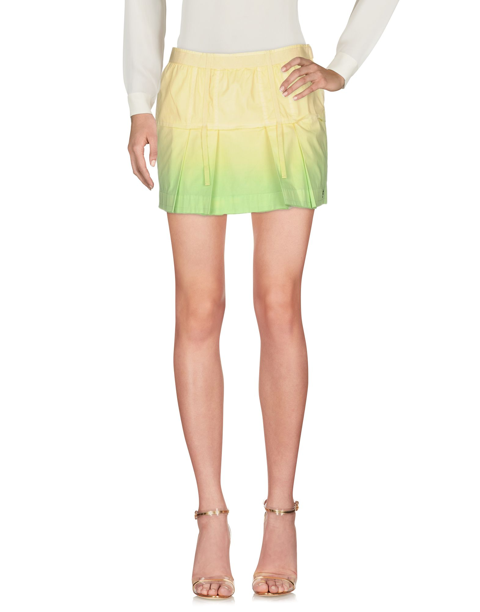 BLU BYBLOS Мини-юбка юбка для девочки bj6313 разноцветный byblos