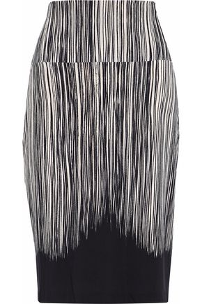 NORMA KAMALI Printed skirt