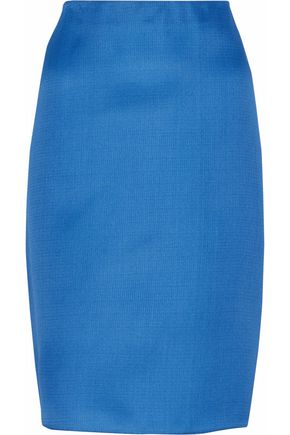 MARNI Silk-gauze skirt