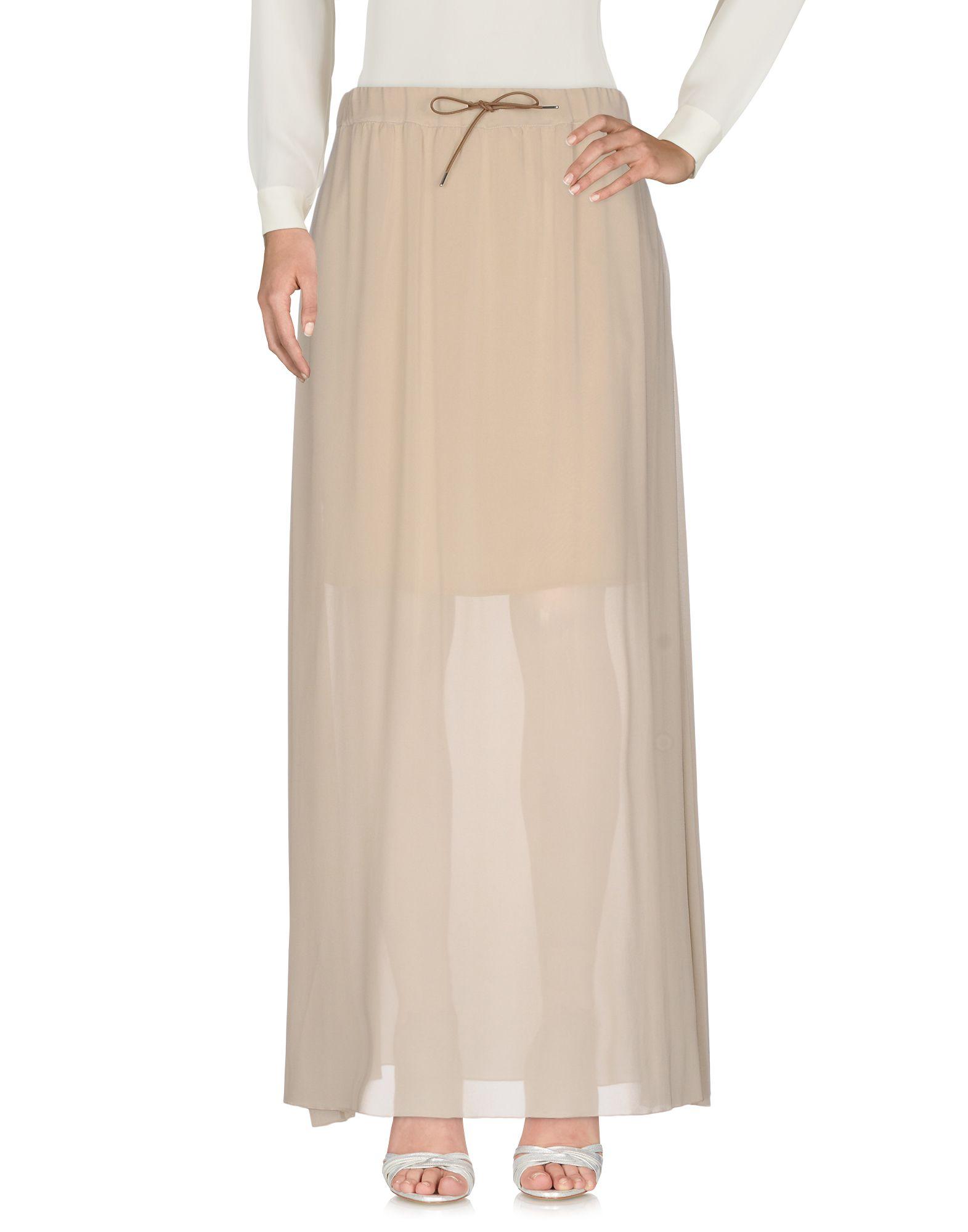 FABIANA FILIPPI Длинная юбка юбка freespirit freespirit mp002xw1iel2