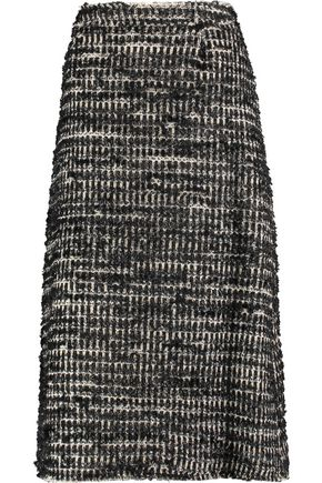 SIMONE ROCHA Tie-back printed tulle top