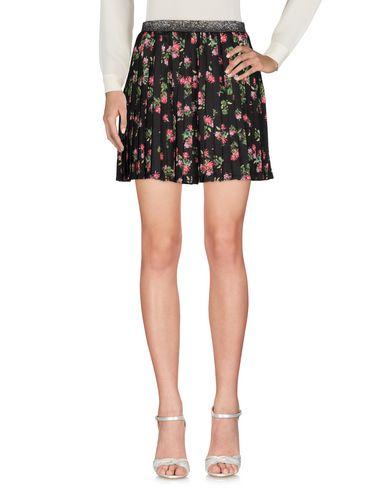 SOALLURE Damen Minirock Schwarz Größe 36 100% Polyester