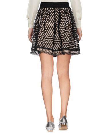 Фото 2 - Мини-юбка от ANTONINO VALENTI черного цвета
