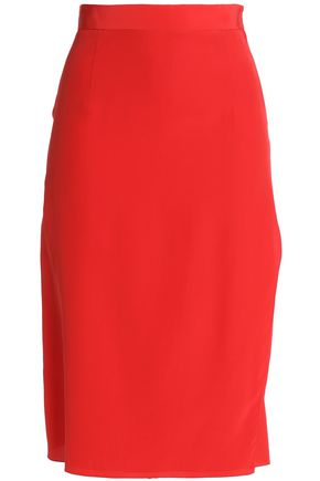 TOMAS MAIER Silk skirt