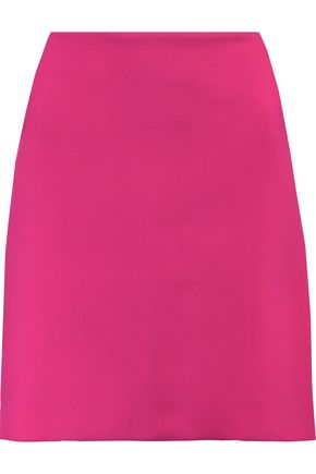 LANVIN Cotton-blend mini skirt