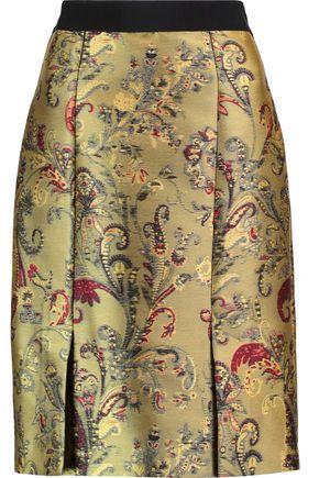 ETRO Jacquard skirt
