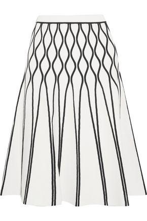 TOMAS MAIER A Bomb stretch-knit midi skirt