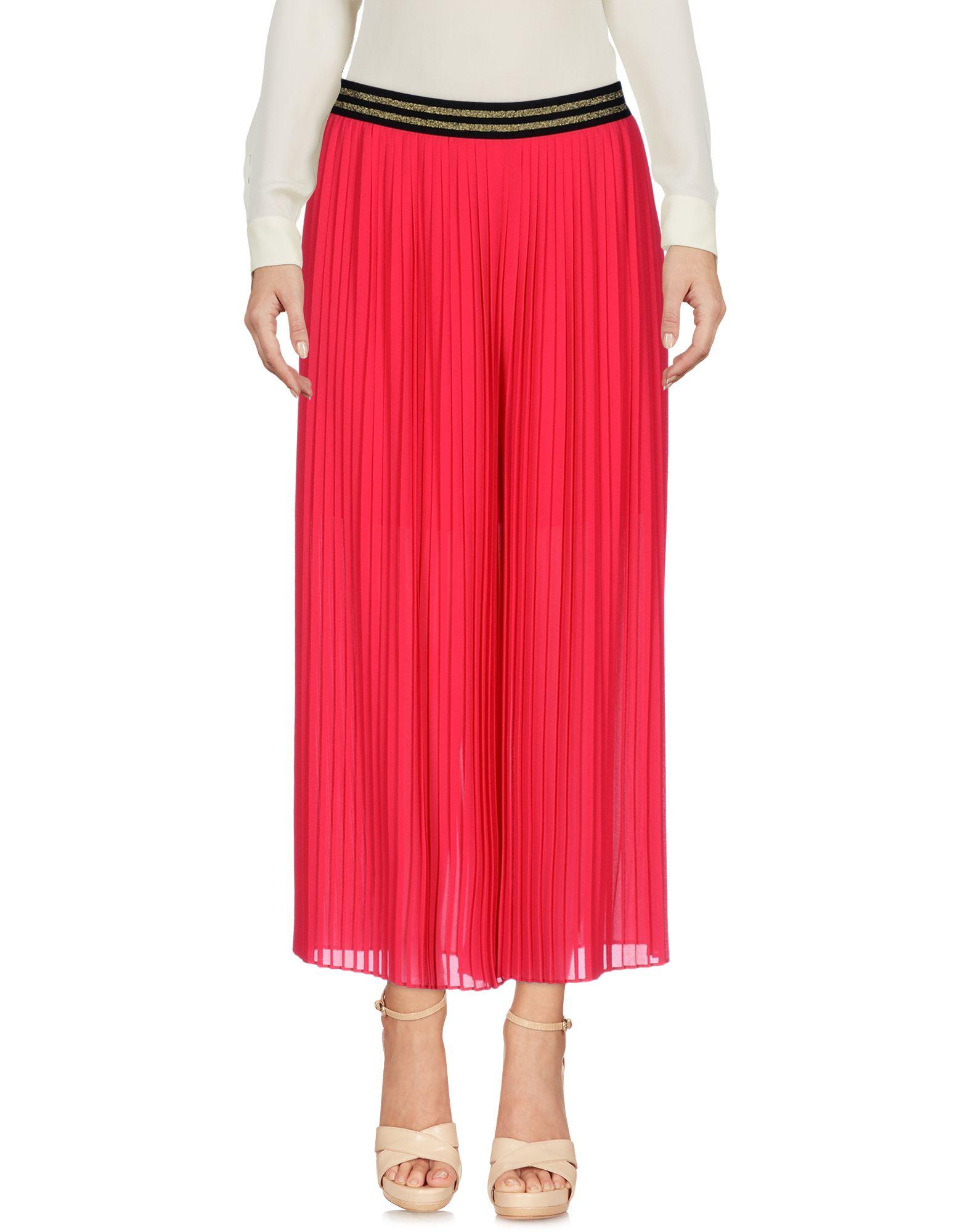 AMNÈ Юбка длиной 3/4 zimmermann юбка длиной 3 4