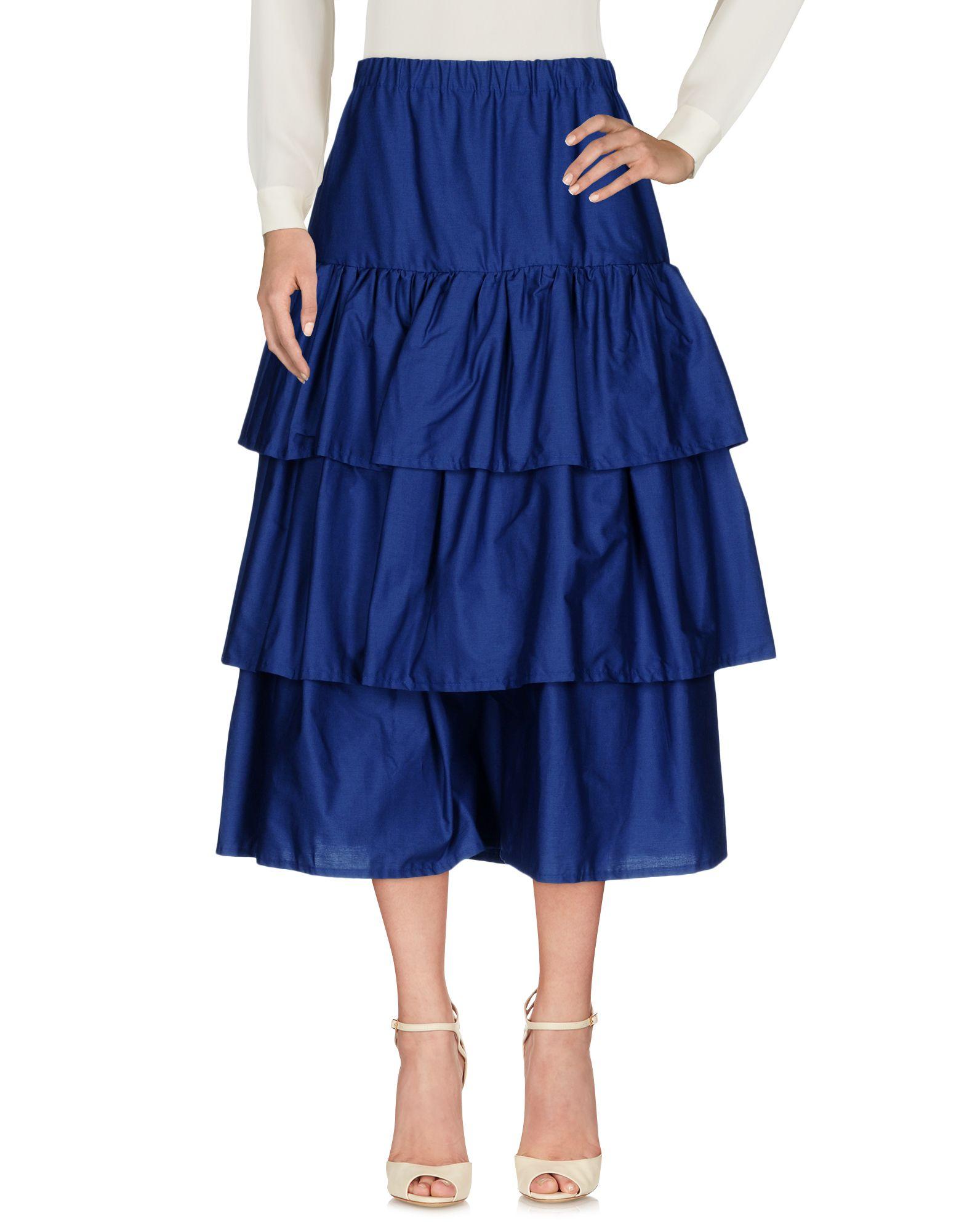 ROSE' A POIS Юбка длиной 3/4 debbie katz юбка длиной 3 4