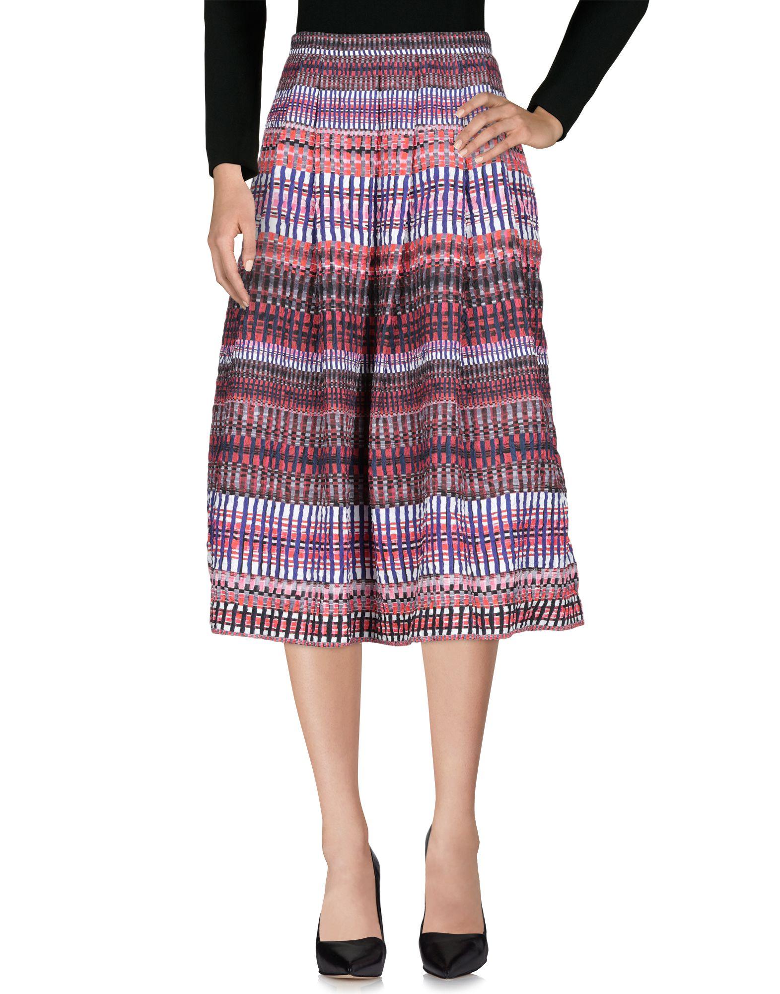 SALONI Юбка длиной 3/4 moschino couture юбка длиной 3 4