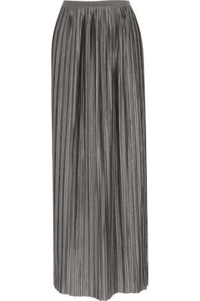 DAY BIRGER ET MIKKELSEN Noisy plissé-jersey maxi skirt
