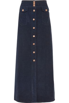 SEE BY CHLOÉ Corduroy maxi skirt