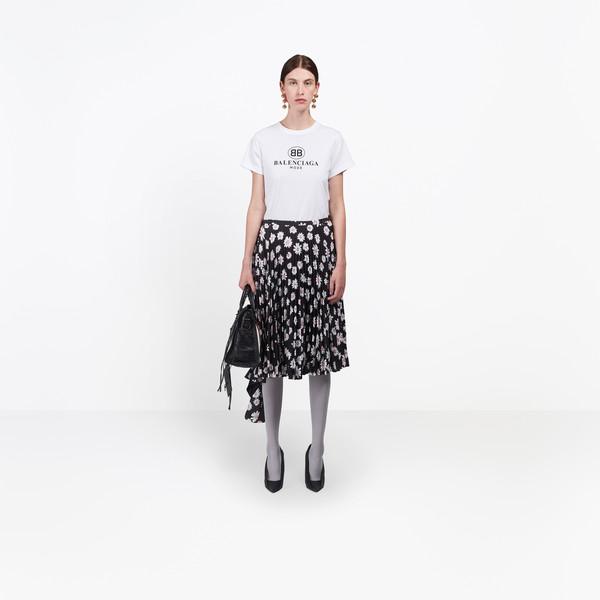 BALENCIAGA Skirt Woman Two Sides Skirt g