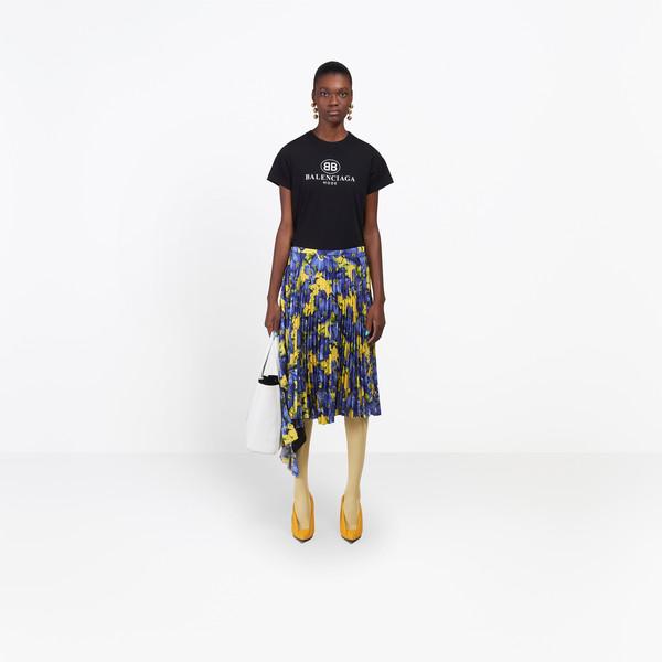 BALENCIAGA Skirt D Two Sides Skirt g