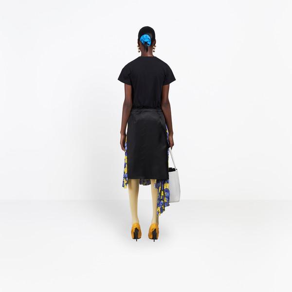 BALENCIAGA Skirt D Two Sides Skirt h