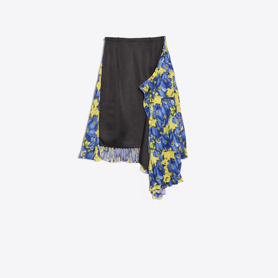 BALENCIAGA Two Sides Skirt Skirt D d