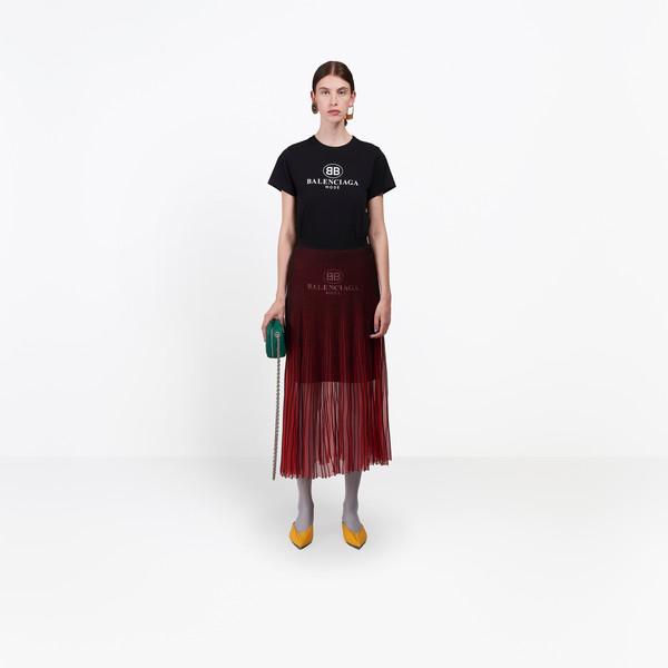 BALENCIAGA Skirt D Calf Skirt g