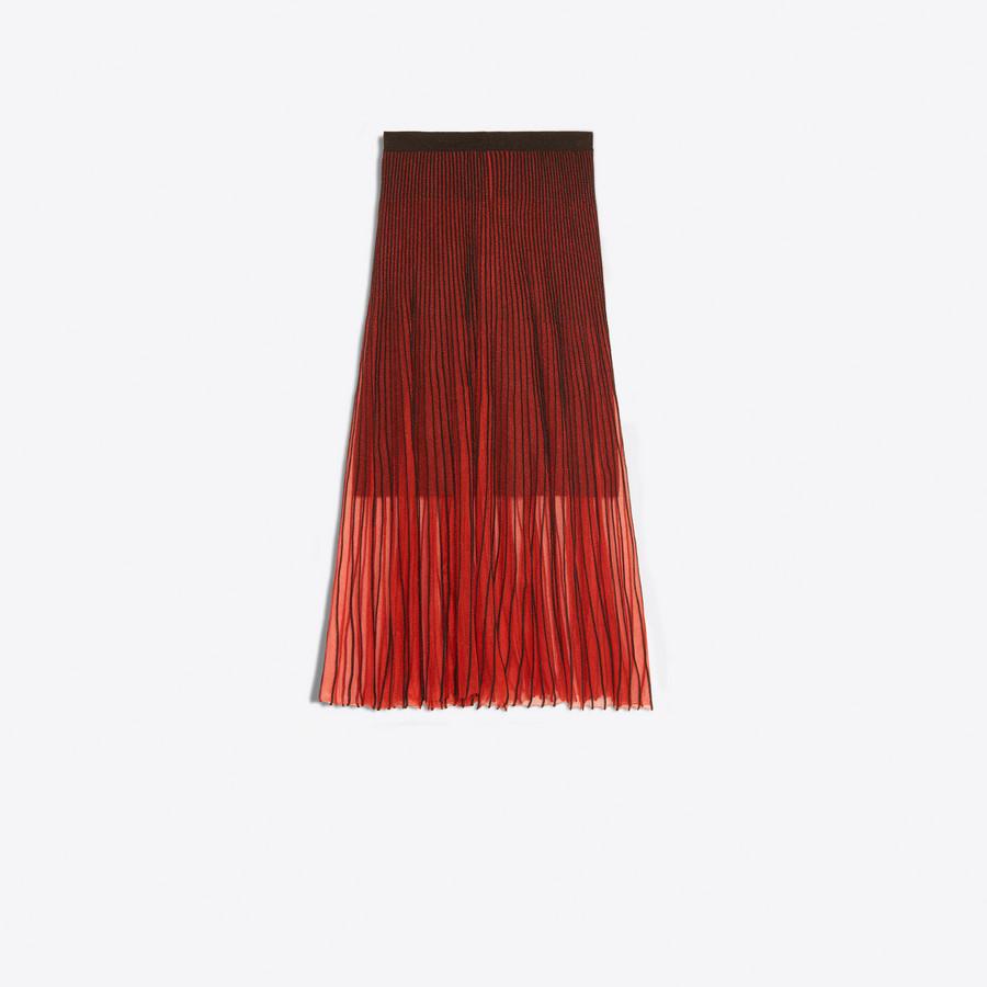 BALENCIAGA Calf Skirt Skirt D d