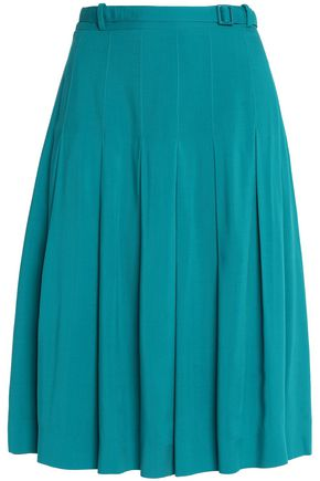 VANESSA SEWARD Pleated woven skirt